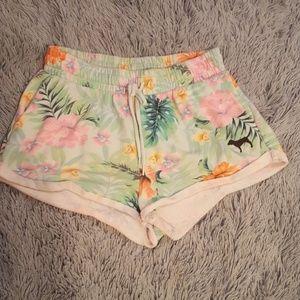 Victoria's secret pink campus shorts